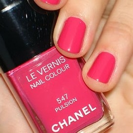 CHANEL - LE VERNIS NAIL COLOUR 547 PULSION