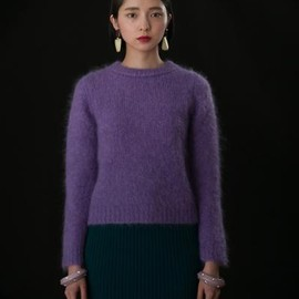 mother - MELTY MOHAIR KNIT(S)