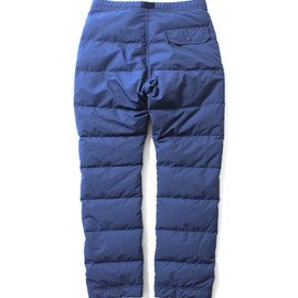 THE NORTH FACE PURPLE LABEL - Down Pants