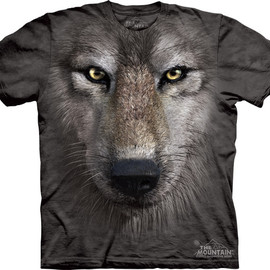 The Mountain  - Animal Face Tees
