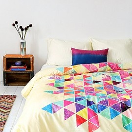 Urban Outfitters - Fimbis For DENY Kick Of Freshness Duvet Cover