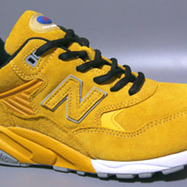 New Balance - MT580 Suede Yellow