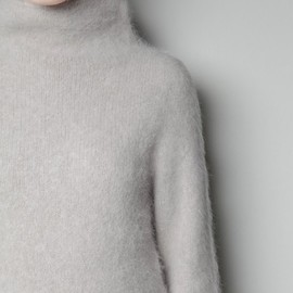 ZARA - angora sweater