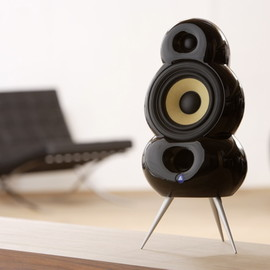 Blueroom Loudspeakers - Minipod