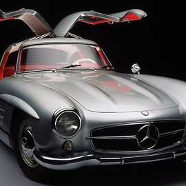 Mercedes-Benz - 300SL Gullwing