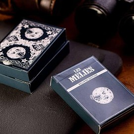 Playing Card Co. - Les Méliès: Eclipse Edition Playing Cards