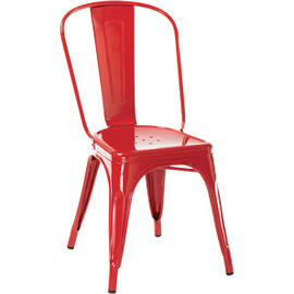 TOLIX - A chair Red