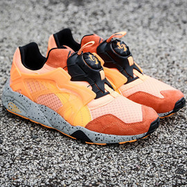 Puma - Disc Blaze Mesh Revolution - Fluro Orange