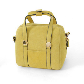 hashibami - mini bag yellow