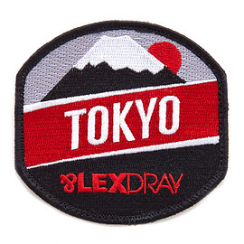 Lexdray - City Series Patches COLLECTION 2: Tokyo