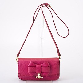 Vivienne Westwood - ショルダーバッグ 6233 BOW RED