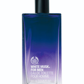 THE BODY SHOP - White Musk for Men Eau de Toilette