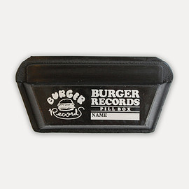 BURGER RECORDS - BURGER HEAD Pill Case IMPAK
