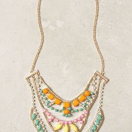Anthropologie - Sugar Coated Necklace