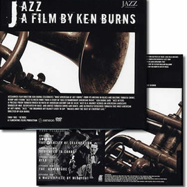 v.a. - ケン・バーンズJAZZ JAZZ A FILM BY KEN BURNS DVD10枚組み
