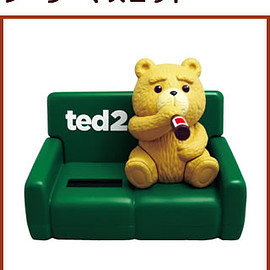 ted2 - ted2 ソーラーマスコット