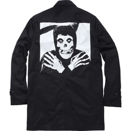 Supreme - Supreme/The Misfits®<br>Trench Coat
