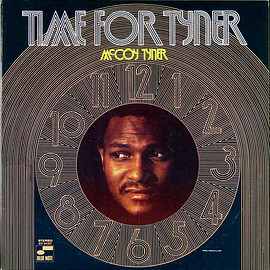 McCoy Tyner ‎ - Time For Tyner (Vinyl,LP)
