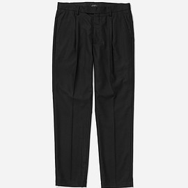 Saturdays Surf NYC - Gordy Wool Pant, Black