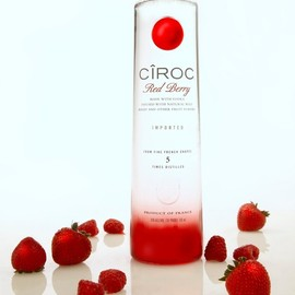 ciroc - ciroc vodka Red berry