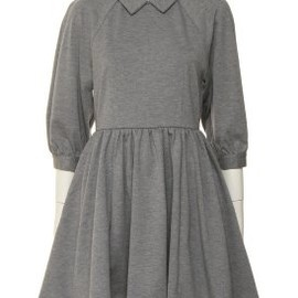 G.V.G.V. - POLO CALLOR JERSEY DRESS