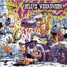 Various Artists - Billy's Weekender ~ Tokyo Psychobilly Storm