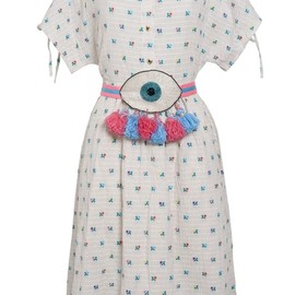 MANOUSH - CUTE EYE DRESS