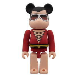 MEDICOM TOY - BE@RBRICK PLASTIC MAN