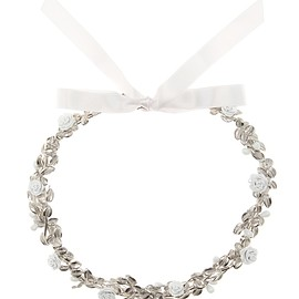 GIVENCHY - SS2016 Flower necklace
