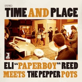 ELI paperboy REED meets THE PEPPER POTS - Time and Place(限定7inchレコード)
