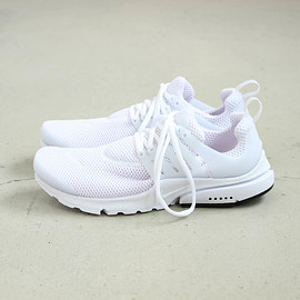 NIKE - AIR PRESTO #whit×white×black