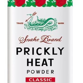 The British Dispensary - PRICKLY HEAT POWDER CLASSIC