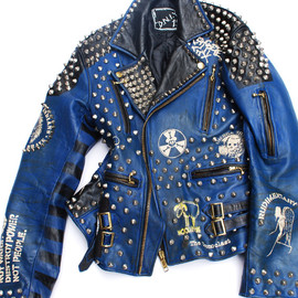 blackmeans - Studs Riders Jacket