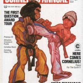 "Cornelius - Annual : The ""What Did You Do Last Night"" Issue"