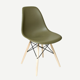 EAMES - DSW CHAIR KHAKI THE CONRAN SHOP LIMITED