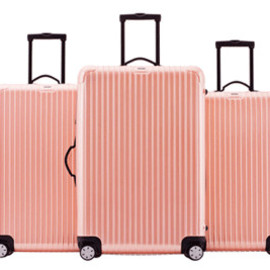 RIMOWA - Special Edition Salsa Pearl Rose Collection
