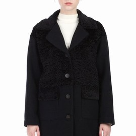 OPENING CEREMONY - Marty Astrakhan Cocoon Coat