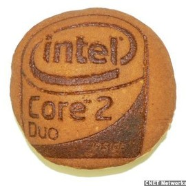 intel core 2 duo - どら焼き