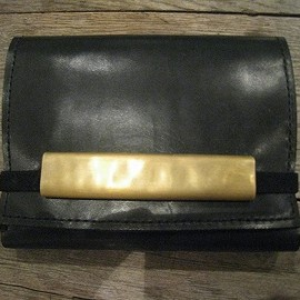 LEATHER GIFT POUCH
