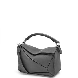 LOEWE - Puzzle Bag Small Anthracite