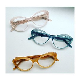 ANDY WOLF EYEWEAR - PLAYFUL ELEGANCE
