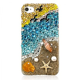 alanatt - Original Beautiful Coast Crystal Iphone Case
