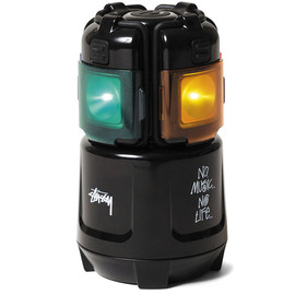 COLEMAN - TOWER RECORDS × STUSSY × COLEMAN Micro Quad LED Lantern