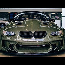 BMW - HGK E92 EUROFIGHTER