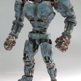 ThreeA - REAL STEEL AMBUSH