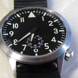 Maratac™ - Mid Pilot Automatic Watch