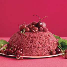 Martha Stewart - Red-Fruit Summer Pudding