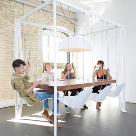 Christopher Duffy - Swing Table
