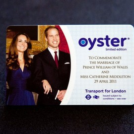 Transport for London - oyster card limited edition