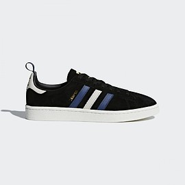adidas - Campus color: Core Black Clear Brown Noble (CQ2049)